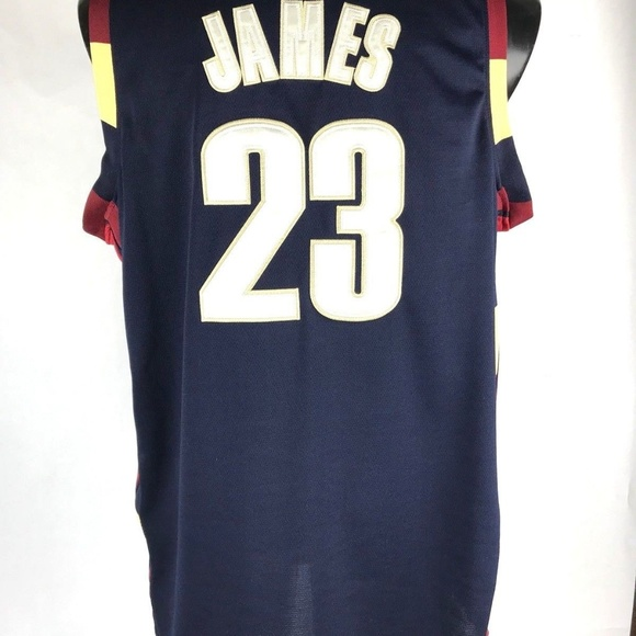 adidas Other - Adidas NBA Cleveland Cavaliers LeBron James Jersey 5d1ae7771